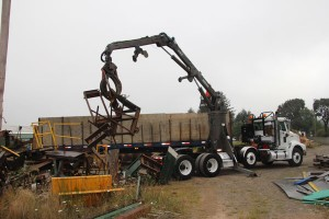 site clean up scrap metal clean up salem or site clean up scrap metal clean up