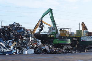professional scrap metal machines in salem or and eugene oregon