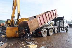 professional scrap metal equipment in salem or and eugene oregon